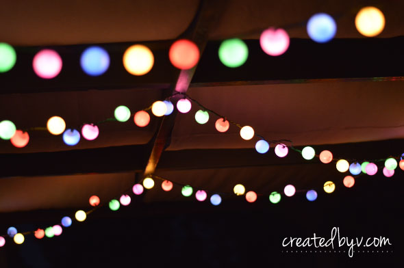 Life is reason enough to celebrate. Decorate with these easy and fun ping pong ball lights!
