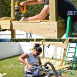 DIY Outdoor Playset // Materials & Tools List