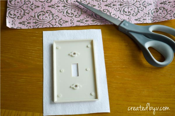 why settle for standard switch plates when you can create your own to suit your decorative - Decorative Switch Plates