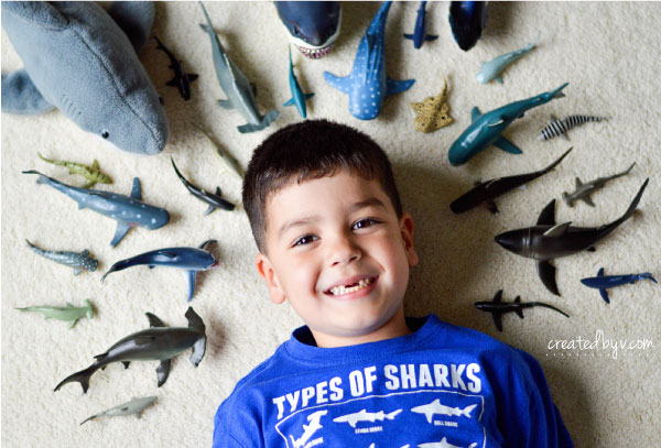 If you've got a little shark enthusiast of your own or if you just think sharks are cool, here are some terrific kid-friendly ways to celebrate Shark Week!