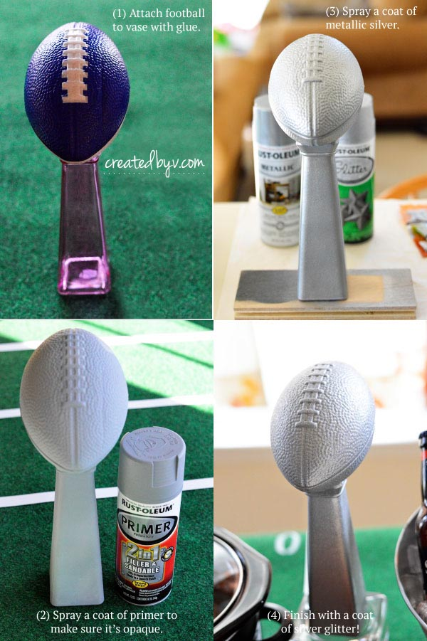 5 Fantastic Super Bowl Party Diys Created By V