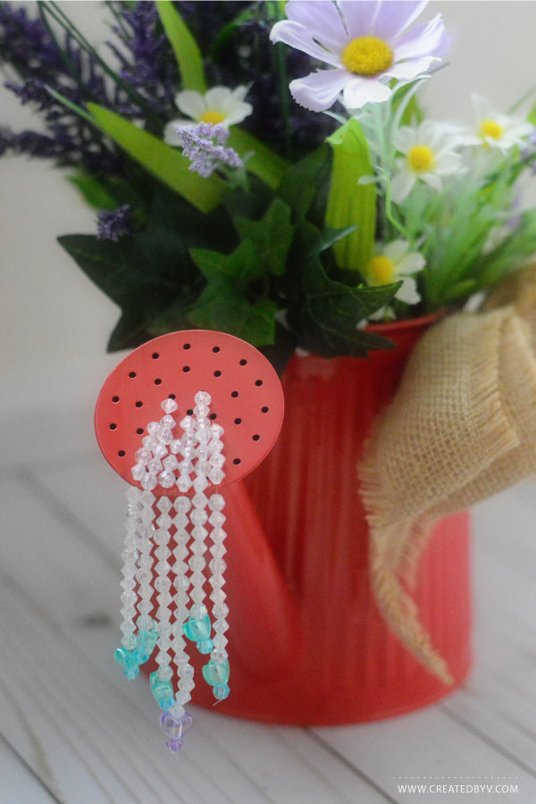 Watering Can Door Decor In 3 Easy Steps Created By V