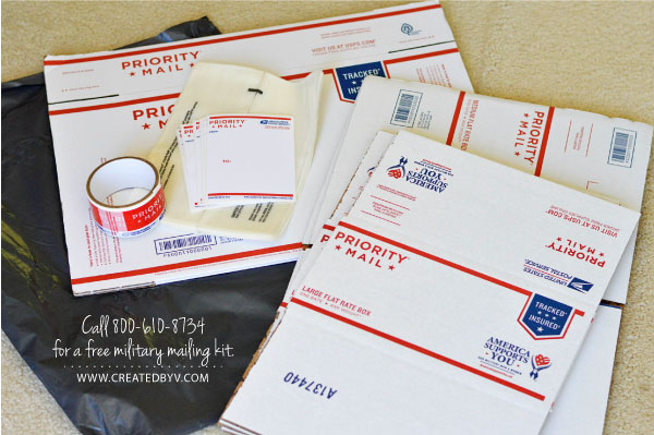USPS military care kit. Boost morale, save time and avoid hassles with these tips for sending military care packages.