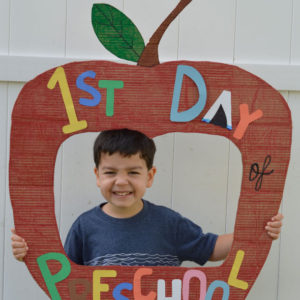 Everyone gets hyped about the first day of school! Find out what happens on ours...