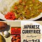 Japanese Curry Rice • カレーライス