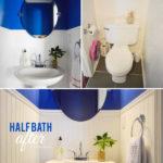 The Half Bath Makeover