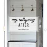 The Weekender-Inspired Entryway