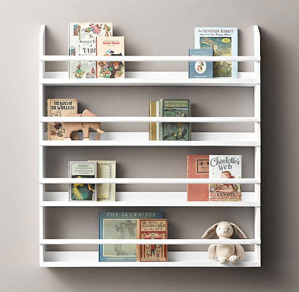 get this designer look at a fraction of the cost just 70 for materials - Wall Hung Bookshelves