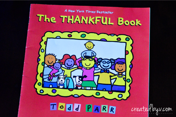The Thankful Book // With November being the month of thankfulness, here are a few things we do to teach our kids about gratitude.