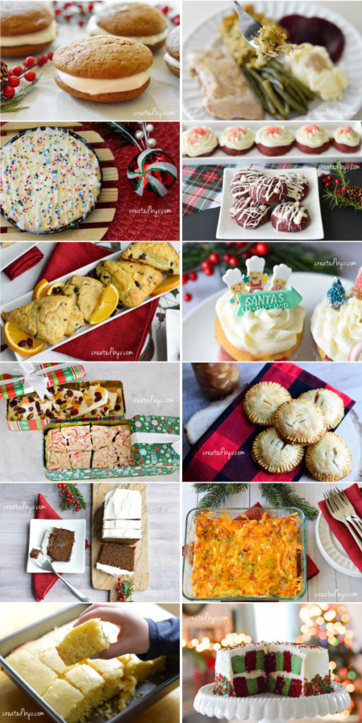2017: A Year in Review // 12 Baking Days of Christmas // Highlights and favorite blog posts from the year