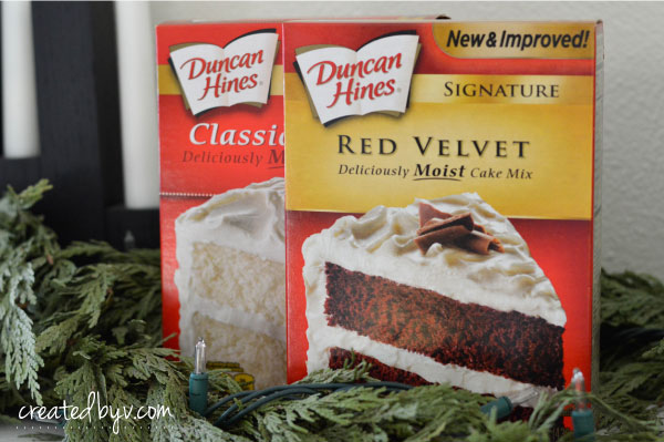 For the last day of The 12 Baking Days of Christmas, I'm showing you how to save time by turning box cake mixes into a magical Christmas checkerboard cake!